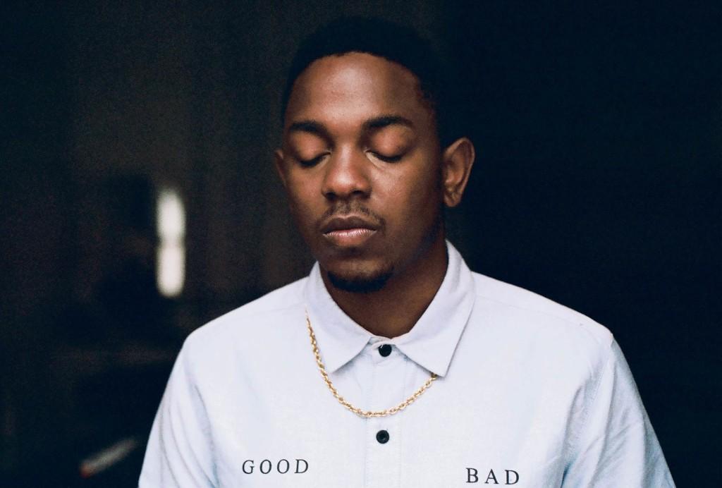 Kendrick Lamar photographed by Katharina Poblotzki