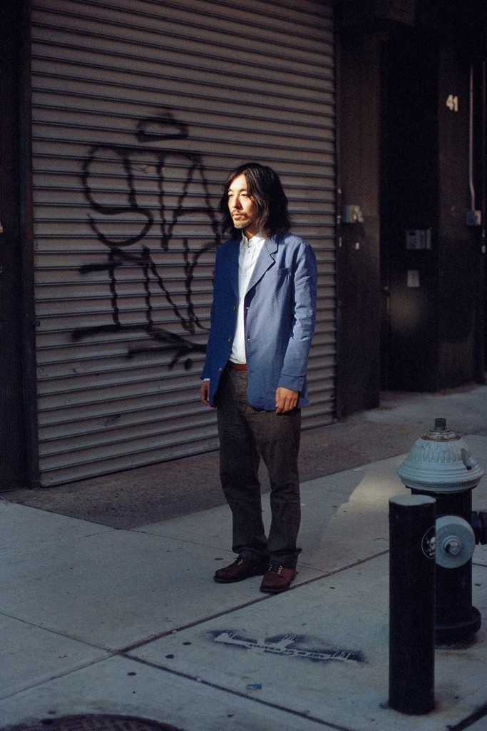Kenzo Minami photographed by Katharina Poblotzki