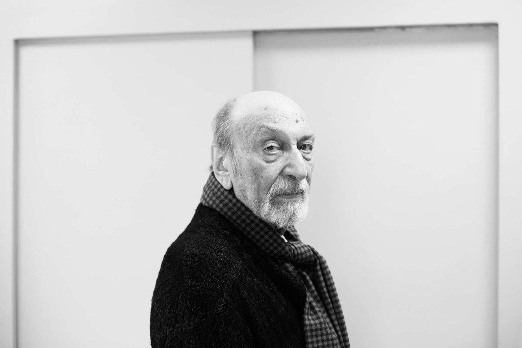 Milton Glaser for Printed Pages by Katharina Poblotzki