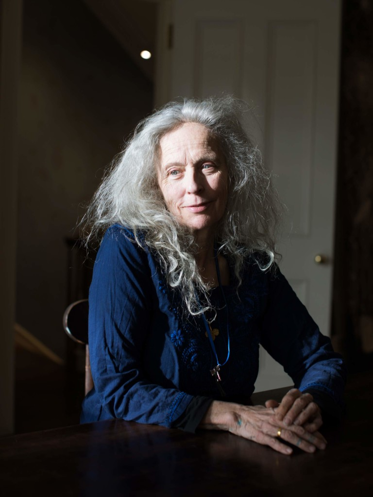 Kiki Smith by Kathartina Poblotzki